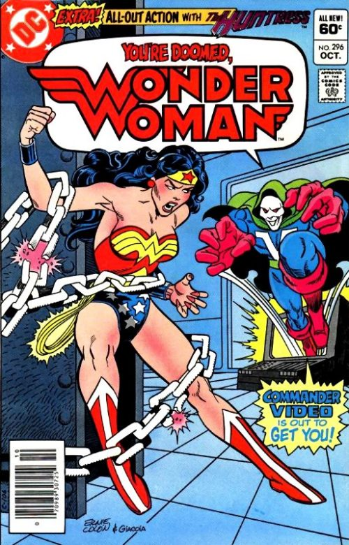 Wonder Woman Volume One Issue 296