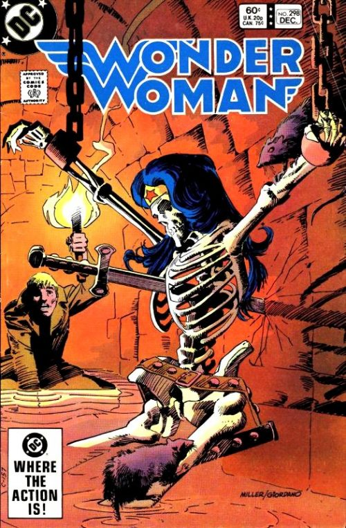 Wonder Woman Volume One Issue 298