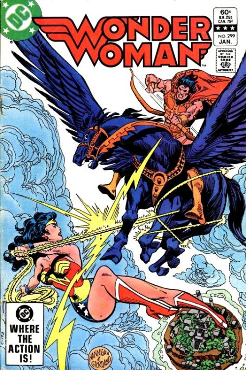 Wonder Woman Volume One issue 299