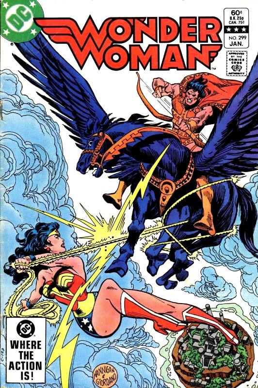 Wonder Woman Volume One issue 299