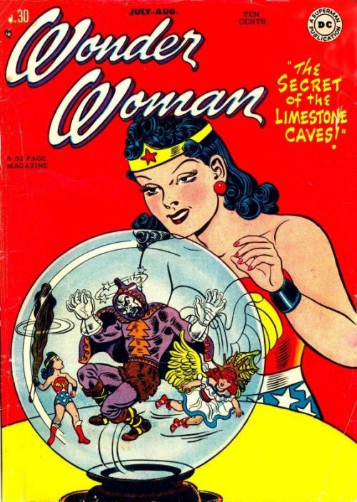 Wonder Woman Volume One Issue 30