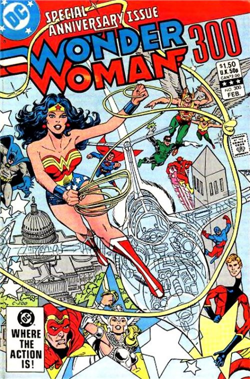 Wonder Woman Volume One Issue 300