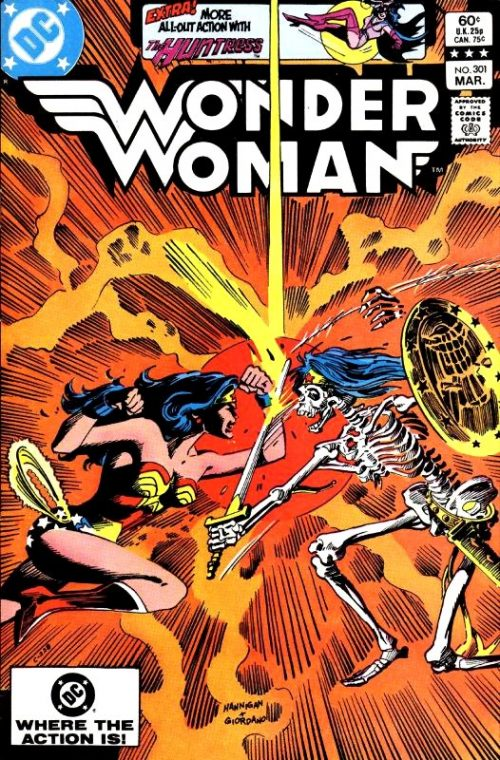 Wonder Woman Volume One issue 301