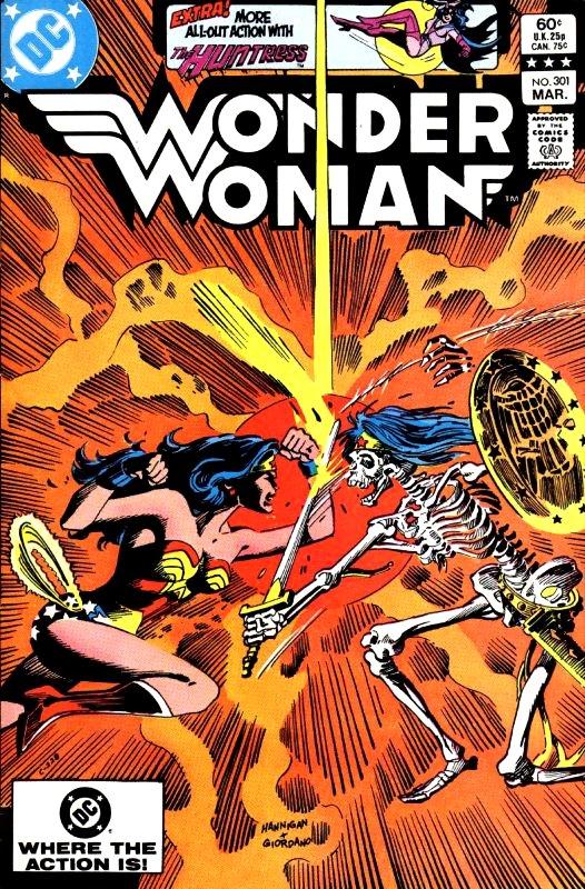 Wonder Woman Volume One issue 301