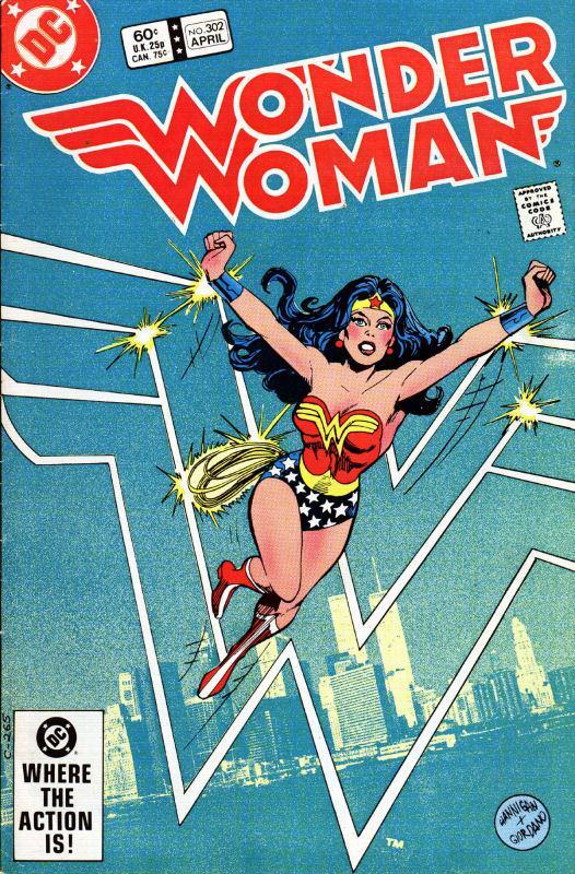 Wonder Woman Volume One Issue 302