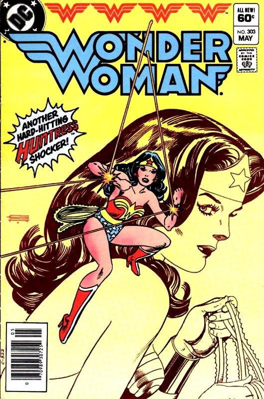 Wonder Woman Volume One Issue 303