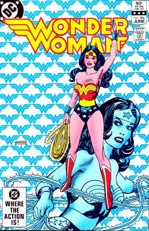Wonder Woman Volume One issue 304