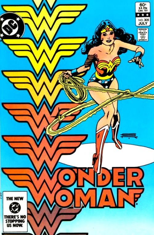 Wonder Woman Volume One issue 305