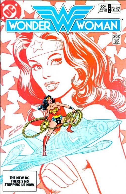Wonder Woman Volume One Issue 306