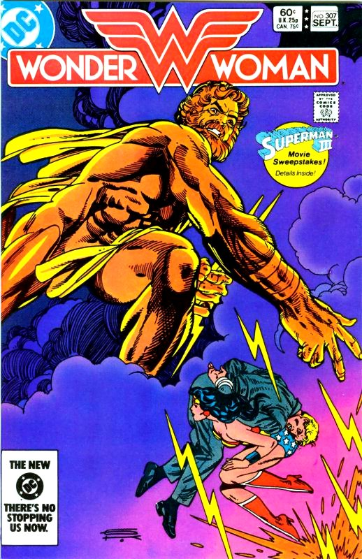 Wonder Woman Volume One Issue 307