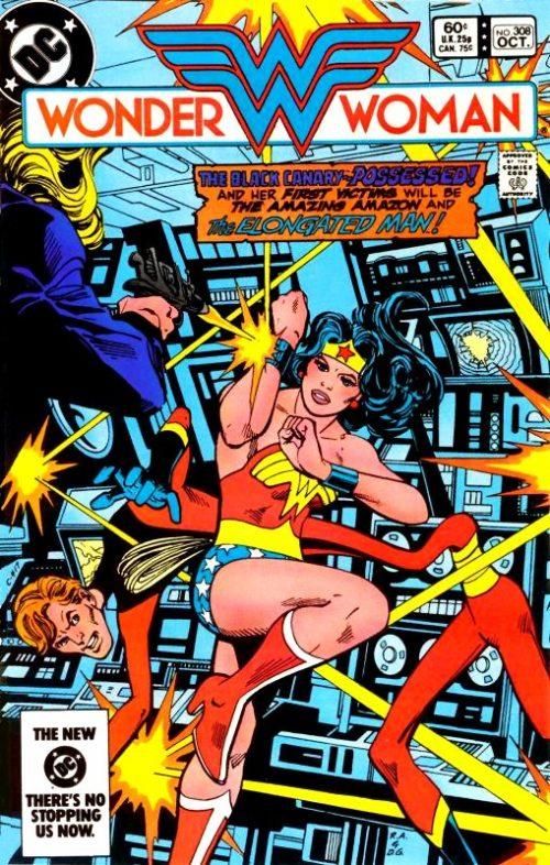 Wonder Woman Volume One issue 308