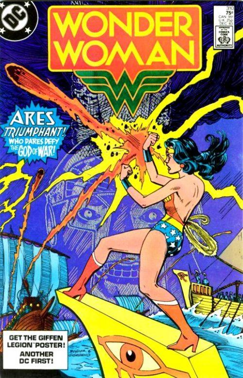 Wonder Woman Volume One Issue 310