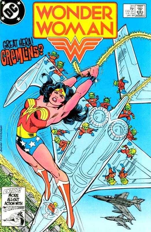 Wonder Woman Volume One Issue 311