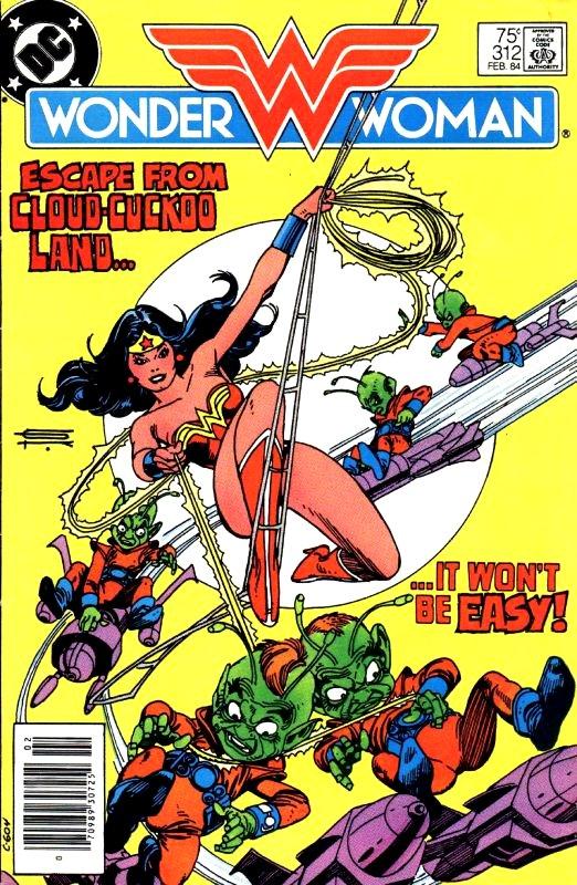 Wonder Woman Volume One Issue 312