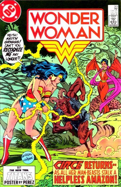 Wonder Woman Volume One Issue 313