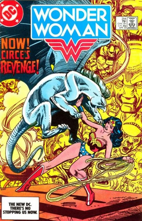 Wonder Woman Volume One Issue 314