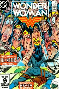 Wonder Woman Volume One Issue 315