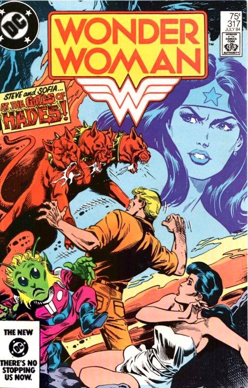 Wonder Woman Volume One issue 317