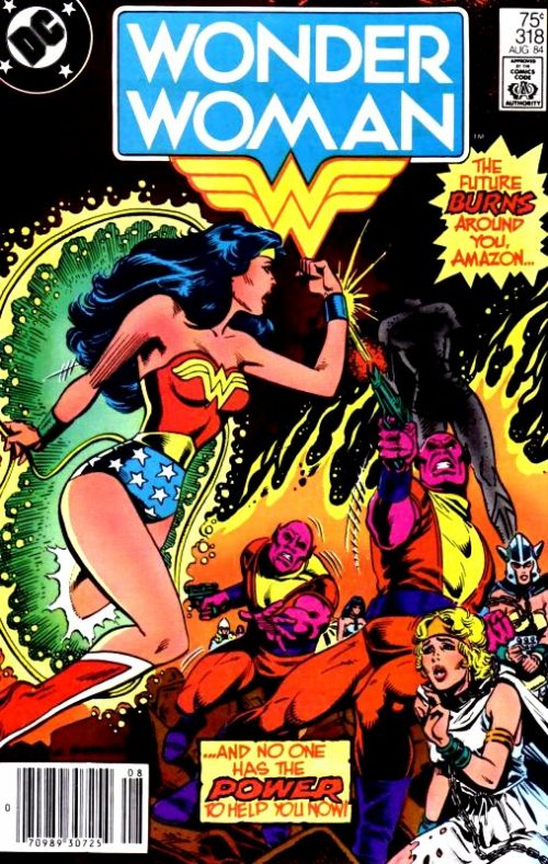 Wonder Woman Volume One Issue 318
