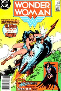 Wonder Woman Volume One Issue 319