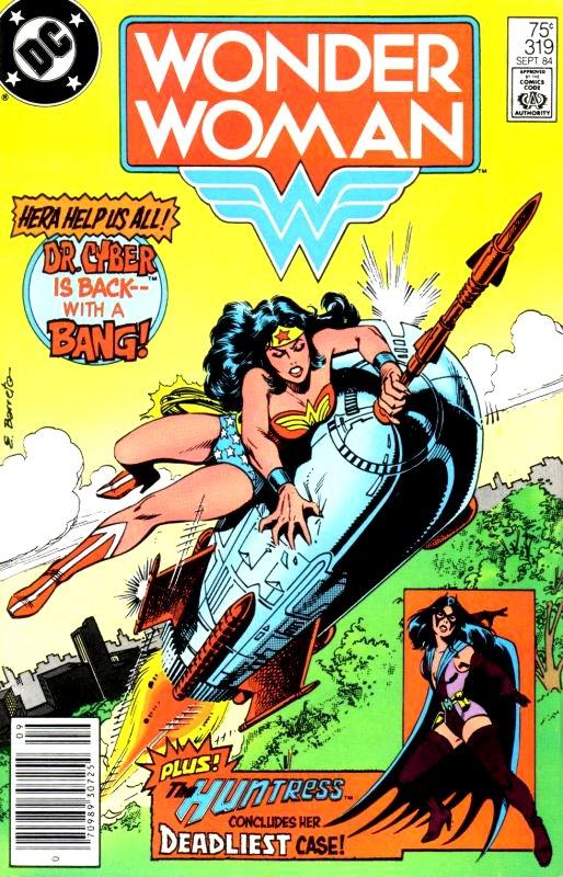 Wonder Woman Volume One Issue 319