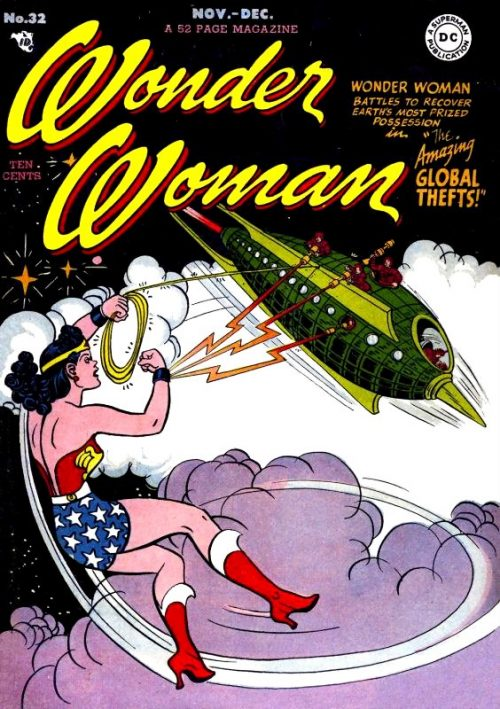 Wonder Woman Volume One Issue 32
