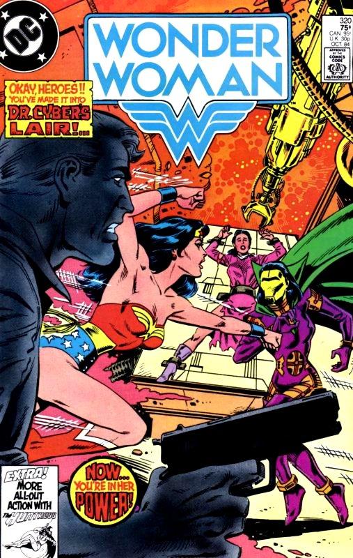 Wonder Woman Volume One Issue 320