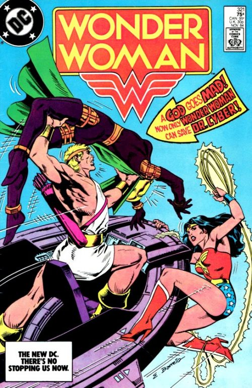 Wonder Woman Volume One Issue 321