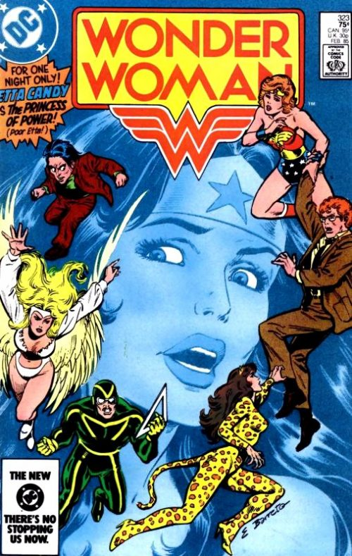 Wonder Woman Volume One Issue 323