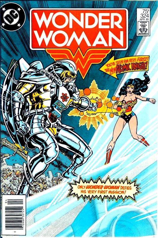 Wonder Woman Volume One Issue 324