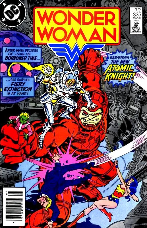 Wonder Woman Volume One issue 325