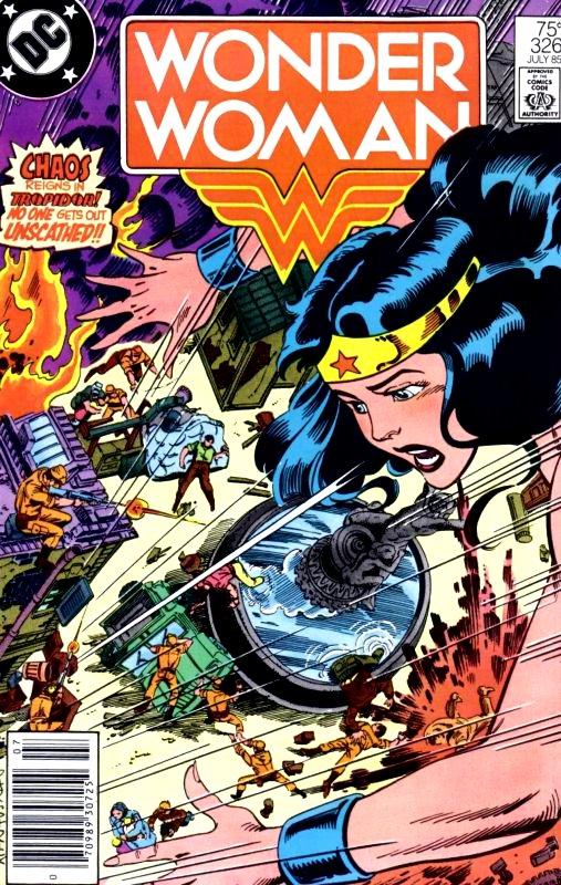 Wonder Woman Volume One Issue 326