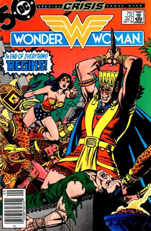 Wonder Woman Volume One Issue 327