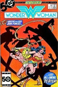 Wonder Woman Volume One Issue 328