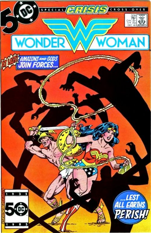 Wonder Woman Volume One Issue 328
