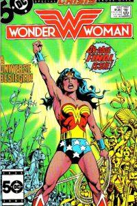 Wonder Woman Volume One Issue 329