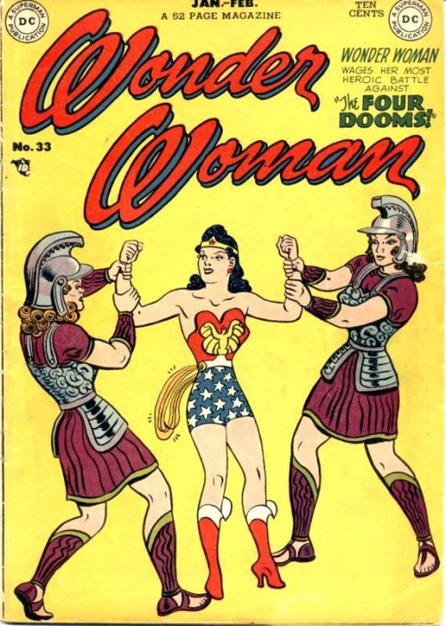 Wonder Woman Volume One Issue 33