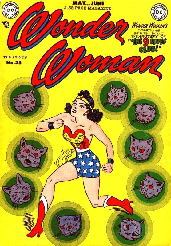 Wonder Woman Volume One Issue 35