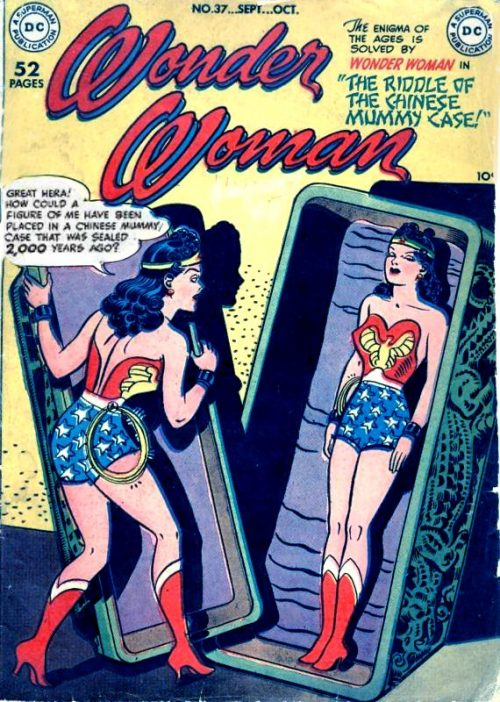 Wonder Woman Volume One Issue 37