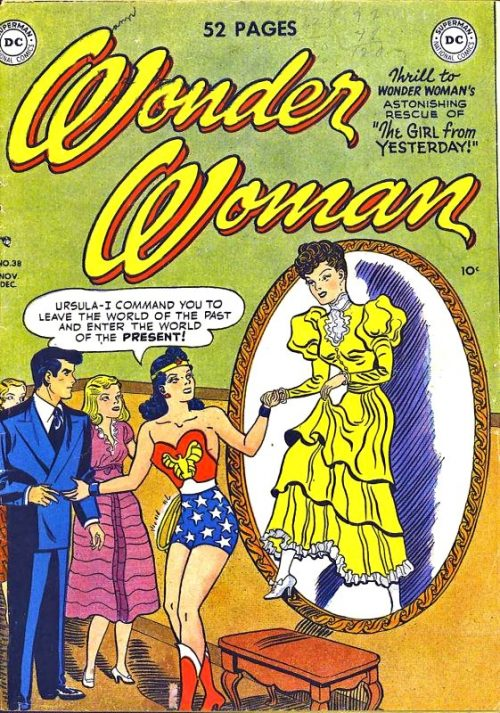 Wonder Woman Volume One Issue 38