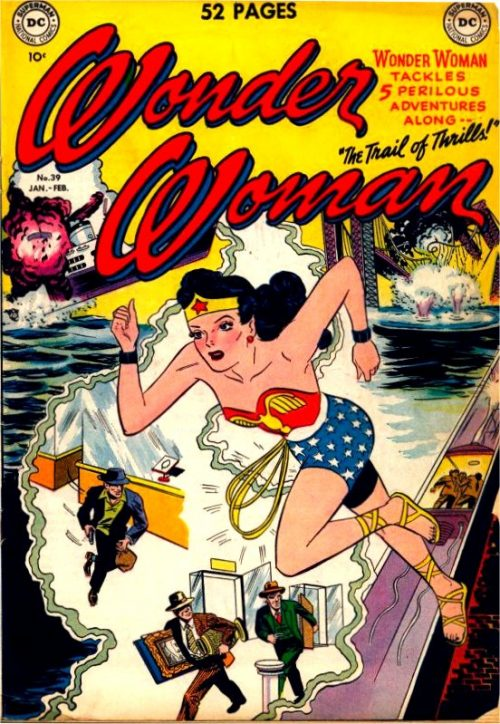 Wonder Woman Volume One Issue 39