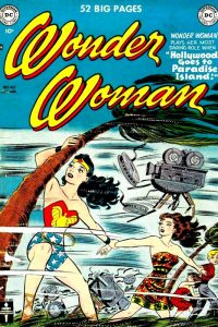 Wonder Woman Volume One Issue 40