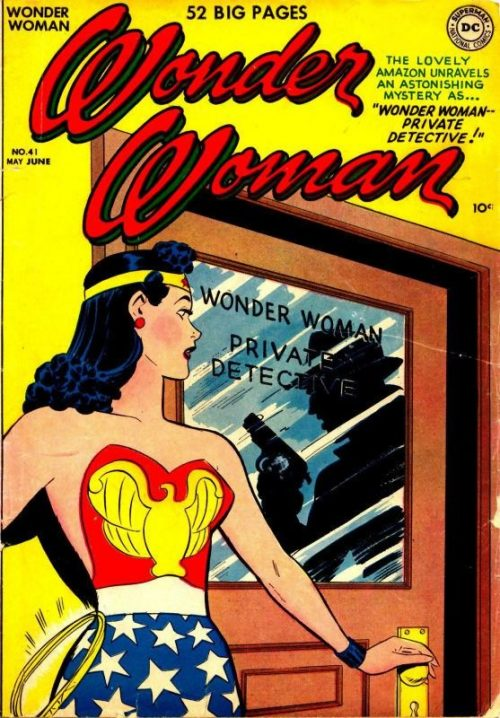 Wonder Woman Volume One issue 41