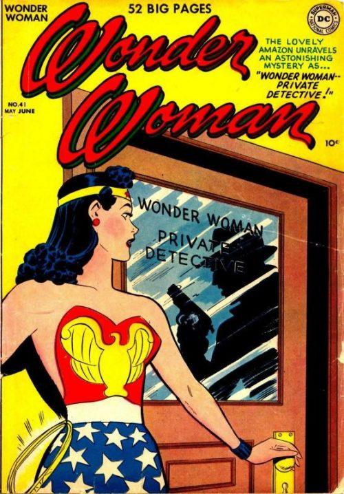 Wonder Woman Volume One issue 41