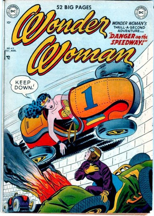 Wonder Woman Volume One Issue 42