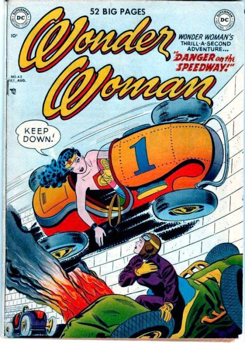 Wonder Woman Volume One Issue 42