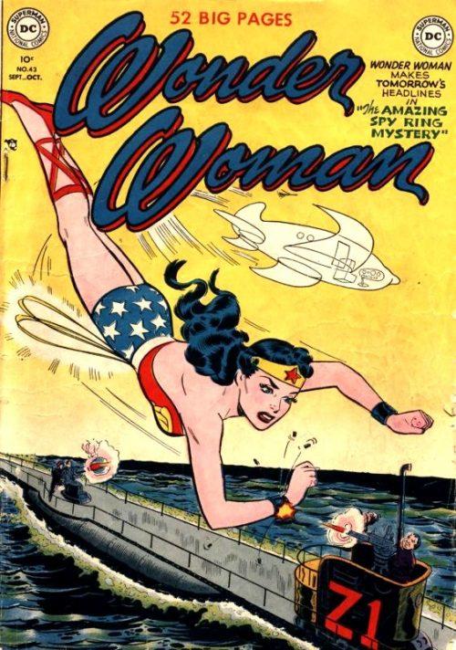 Wonder Woman Volume One Issue 43