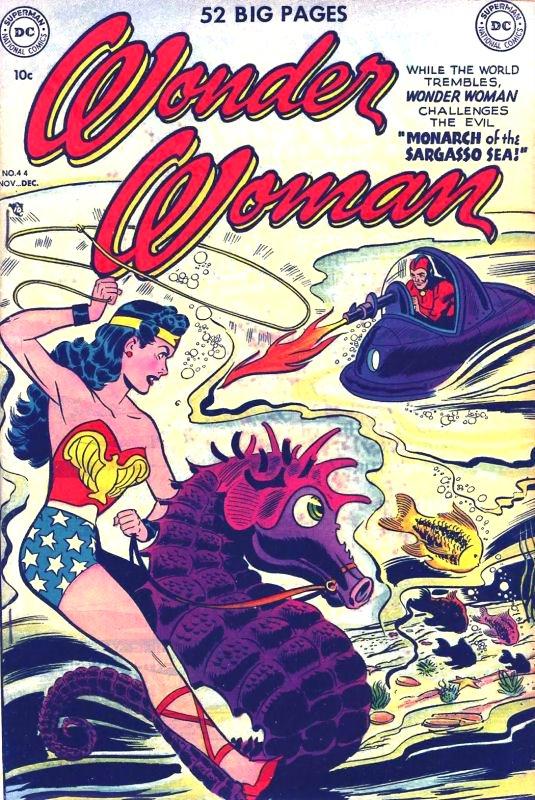 Wonder Woman Volume One Issue 44