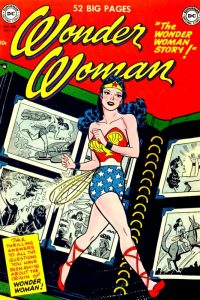Wonder Woman Volume One Issue 45