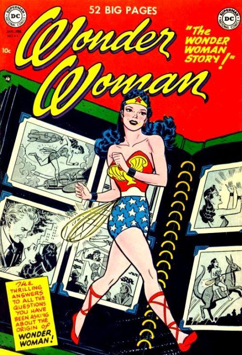 Wonder Woman Volume One Issue 45